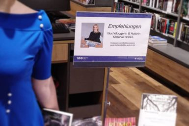 Bloggertisch Thalia Hamburg Wandsbek