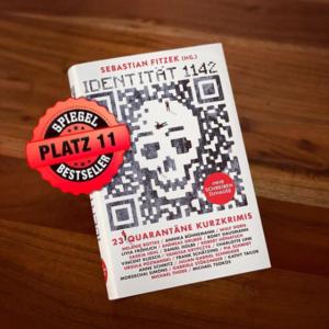 Identität 1142 auf der Spiegel Bestseller Liste